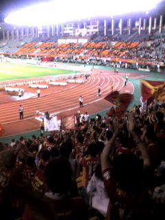 ナビスコ準々決勝名古屋-千葉