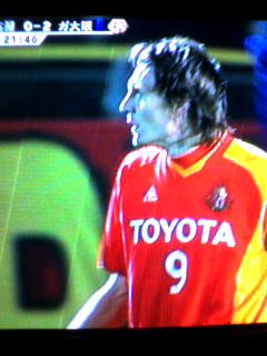 天皇杯準々決勝 名古屋−ガンバ