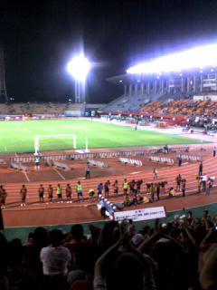 ナビスコ準々決勝2nd 名古屋−FC東京