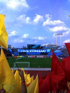 ACL準々決勝1st 川崎−名古屋