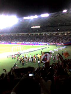 J1第17節 FC東京−名古屋