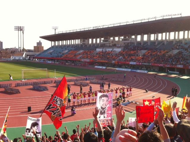 ナビスコ杯 仙台に勝利!