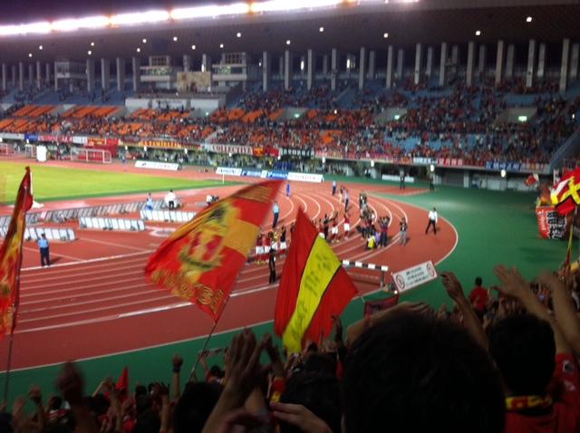 神戸に勝利!