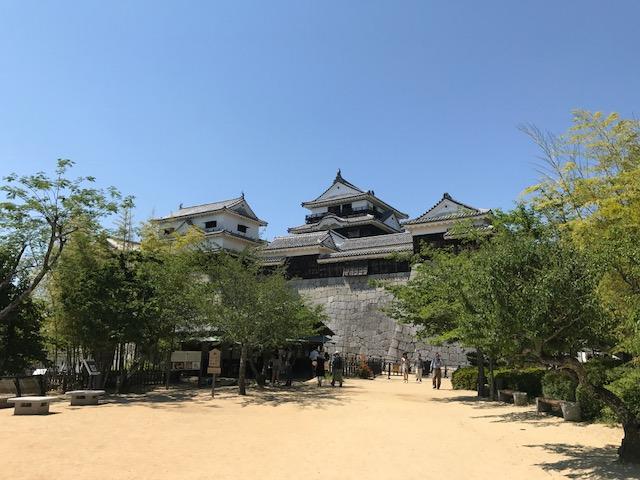 愛媛遠征 2日目