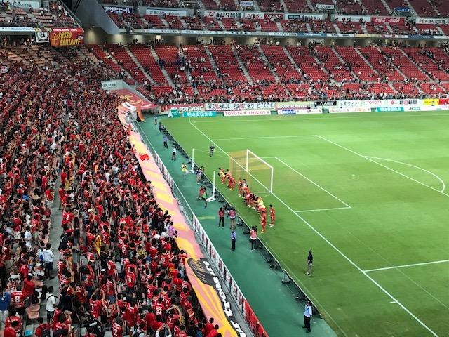 横浜FCに敗北